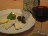 2007 Beaujolais Nouveau et Fromage(2007 ボジョレヌーボーとチーズ)